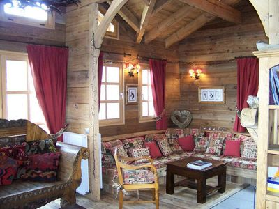 Photo for Chalet Odalys Mélusine ***** - 7 Room Chalet 12 People