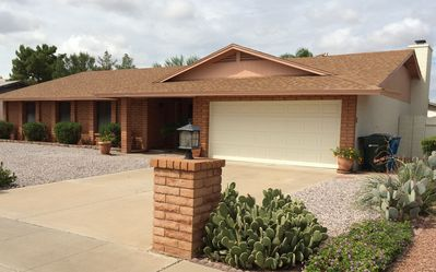 Photo for Ranch 4 Bedroom in convenient N E Phoenix location for Spring Training