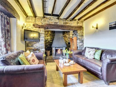 Photo for Vacation home Briana in Abersoch - 7 persons, 3 bedrooms