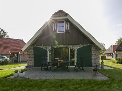 Photo for Detached farmhouses located on a quiet park in a lovely environment.