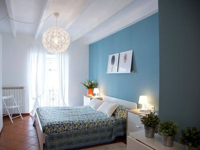 Photo for Apartment 1.2 km from the center of Milan with Internet, Lift, Washing machine (739312)