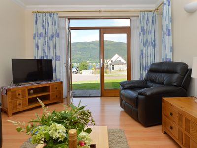 Photo for Ferryman's Holiday Apartment, New 2019, sea views, pet friendly