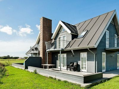 Photo for Modern Holiday Home in Rømø with Relaxing Whirlpool