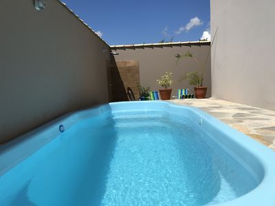 Photo for House in Paraty on Jabaquara Beach with pool and Wi-Fi.