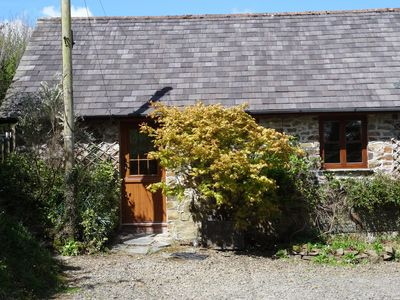 Photo for Rural Devon cottage with optional Salmon and Trout fishing