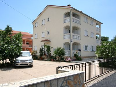 Photo for Holiday apartment away with air conditioning and only 300 meters from the beach