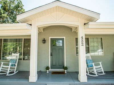 Photo for 17th Street Cottage: 3  BR, 2  BA House in Paso Robles, Sleeps 6