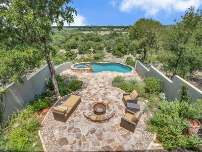 Photo for Relax and Enjoy the Views of the Hill Country High Above the Guadalupe River