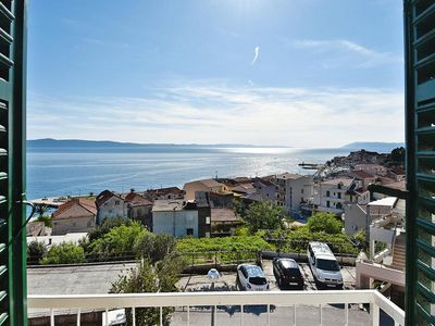 Photo for Apartments Villa Vesna, Podgora  in Mitteldalmatien - 3 persons, 1 bedroom