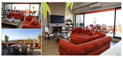 Photo for Beautiful Duplex T6 - Terrace and Balcony View Sea and Islands in the Quartier Endoume