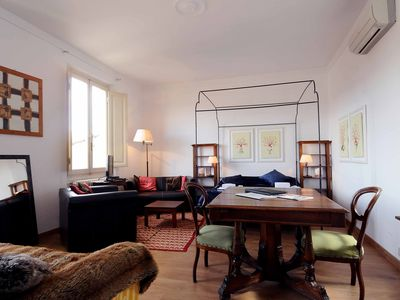 Photo for Apartment 115 m from the center of Florence with Internet, Air conditioning, Lift, Parking (10505)
