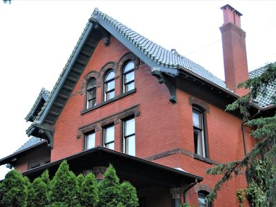 Photo for Architect's 3 Story Brownstone 4B5B Loring Heights