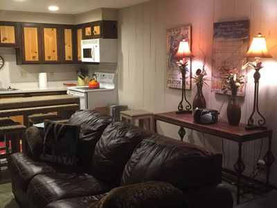 Photo for Ski on/off Bromley Village, One Bedroom Condo