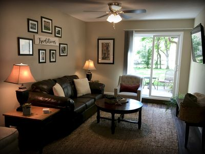 Photo for 2BR Townhome Vacation Rental in College Station, Texas