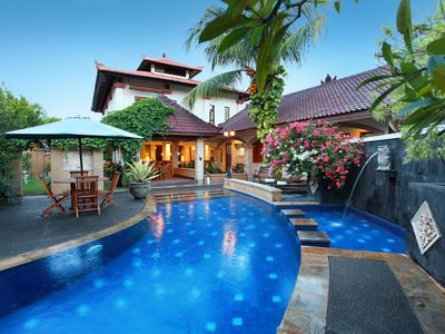 Photo for 5BR Villa Vacation Rental in Kuta, Bali