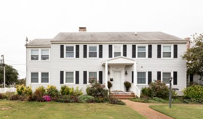 Photo for Chloe's Seashore Getaway: Adorable North End House One Block from Virginia Beach Oceanfront