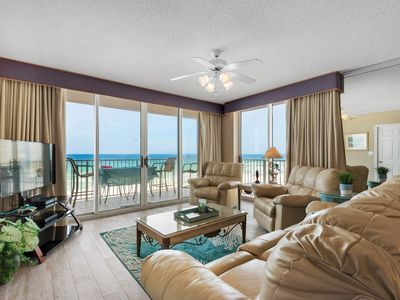 Photo for Immaculate - Right on the Ocean  with Balcony that Wraps Around This End Unit