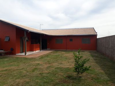 "Photo for ""Recanto do Jaja"" Cozy house 5 minutes from Thermas dos Laranjais"