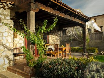 Self catering La Loma for 17 people