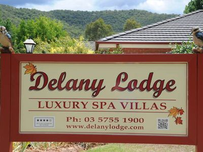 Photo for Delany Lodge Luxury Spa Villas