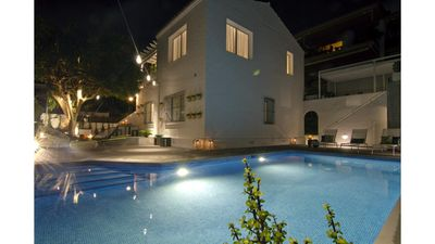 Photo for Casa Agustin it is situated 10 min walk from the center of Sitges town.