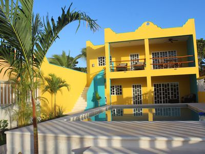 Photo for Large Second Floor Apartment Near The Beach