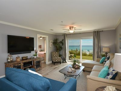 Photo for Amazing 3 BR Gulf-Front Condo w/ Gorgeous Gulf Views!
