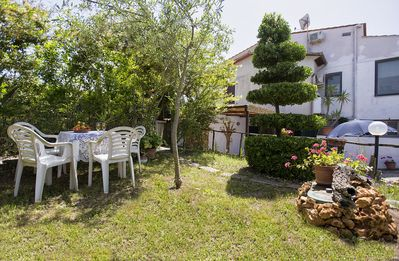 Photo for Villa for 7 people close to the sea, with garden, Wifi, for relaxing holidays