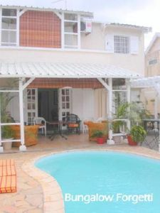 Photo for Bungalow Forgetti at Trou aux Biches with private swimming pool