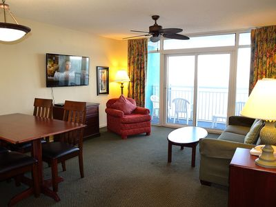 Photo for NEW: Gorgeous, Spacious Direct Oceanfront 2Br/2Ba At Atlantica Resort Phase 3