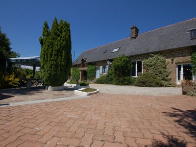 Photo for La Peignardiere 4+2  a Family friendly cottage close to the forest