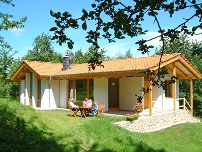 Photo for Holiday park - Holiday in a garden paradise near Quedlinburg