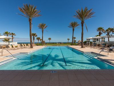 Photo for New offering from Cinnamon Beach Vacations - Unit 1124!! Steps to the surf!