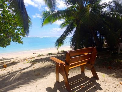 Photo for Teiao Beachfront Aroa Beach