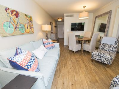 Photo for First Catch-Oceanfront 1BR-Recently Renovated - Fantastic View - WiFi - Pool