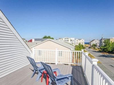 Photo for S09N4: Stroll to the beach from this OCEAN BLOCK 4BR in South Bethany!