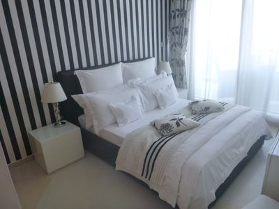Photo for Serviced 2 Bedroom Apartment in Dubai Marina - End of JBR
