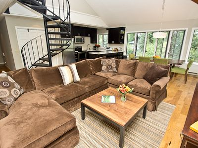 Photo for Gorgeous Secluded 4-Bedroom Condo With Private Rooftop Deck