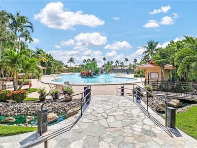 Photo for CONSIDER A STAYCATION IN FALLING WATERS WITH A HUGE HEATED SALTWATER POOL