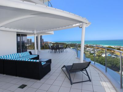 Photo for Sebel Maroochydore... Stunning ocean views from the largest balcony on the coast, save $50 per night