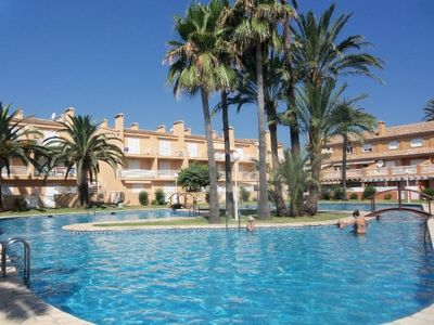 Photo for Fabulous Townhouse in Arenal, Javea, Costa Blanca, Spain
