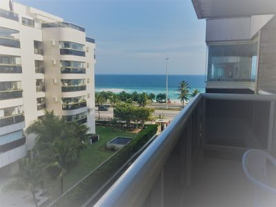 Photo for 2 Bedrooms Praia da Barra da Tijuca