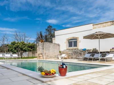 Photo for Vacation home Villa Enea in Lecce - 7 persons, 2 bedrooms