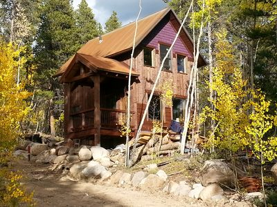 Photo for Aspen Forest Retreat! Monthly rental starting Nov. 2019  $50 per night no tax.