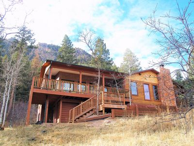 Photo for 3BR Cabin Vacation Rental in Green Mountain Falls, Colorado