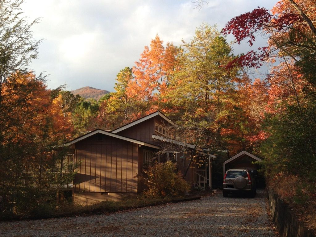 Stepp Away Mountain Laurel Cabin Near Brass Vrbo
