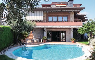 Photo for 6 bedroom accommodation in Pineda de Mar