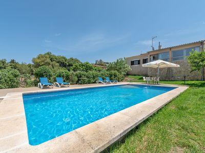 Photo for Beautiful Country House with Pool, Garden, Terrace & Wi-Fi; Parking Available