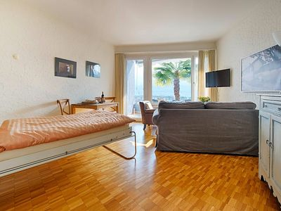 Photo for Apartment in the center of Ascona with Internet, Lift, Parking, Balcony (50587)