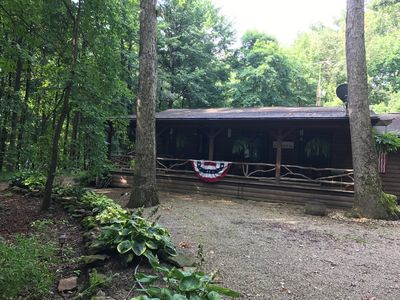 The Mohican Bunkhouse Cabin